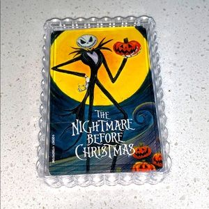 The Nightmare Before Christmas Playing Cards